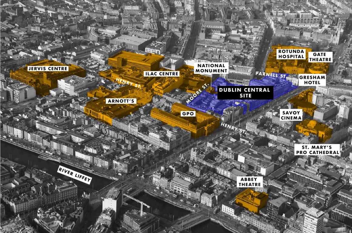 Dublin Central Aerial